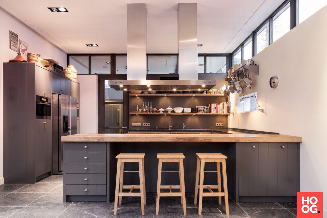 Landelijk Moderne Keukens : Van den berg maatkeuken maatinterieur landelijk moderne keuken