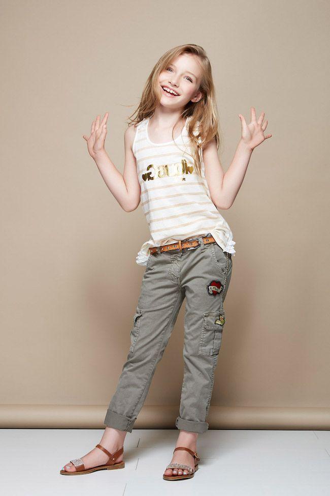Gaudi Italia moda teenager atractiva Moda Infantil Para Niño 21152e44dea