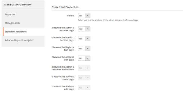 Magento 2 Custom Customer Attributes