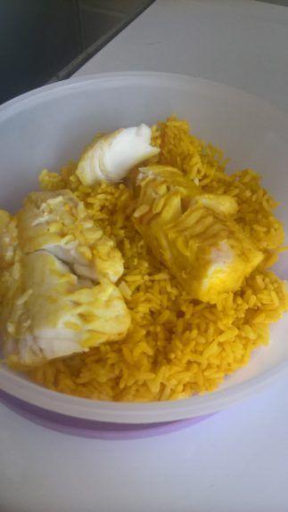 Cabillaud au riz et courgettes | Recettes Cookeo | Recette ...
