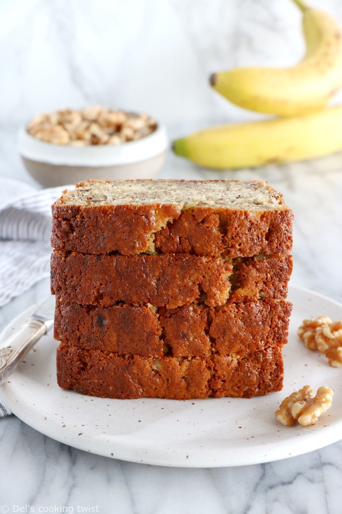 38++ Banana cake recipe with oil and buttermilk trends
