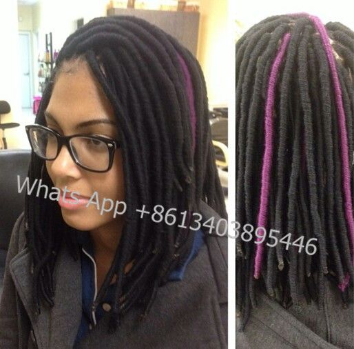 Soft Dread Crochet Braids Dreadlocks Hair Faux Locs Janet Collection