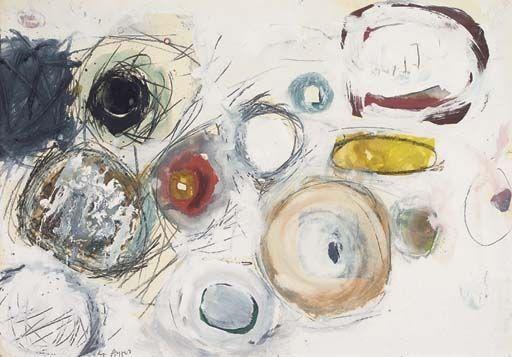 Abstract - Gillian Ayres