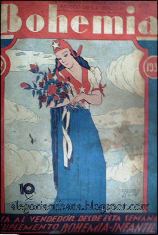 portada de Bohemia, mayo de 1935