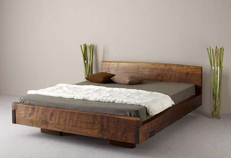 100 Zen Furniture Designs Beds Wood Beds Bedroom Bed Design