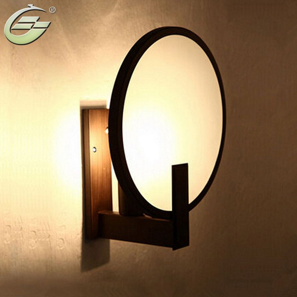 Retro Toilet Wall Lamp Creative Staircase Contracted Bedside Wall ...