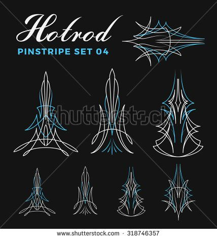 pinstriping templates