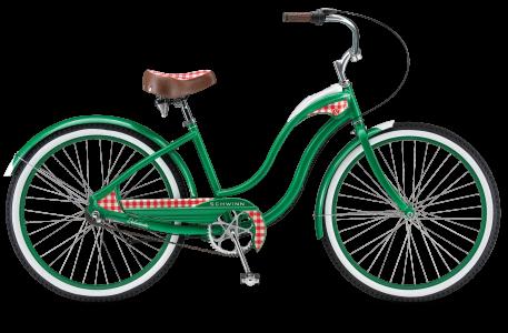 Schwinn Debutante Cruiser In Green 450