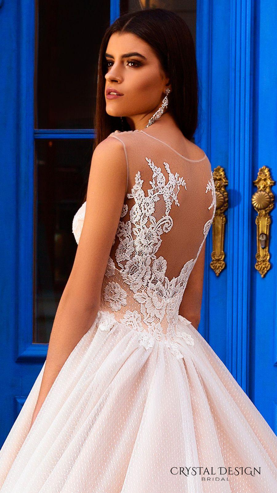 Elegant wedding dresses for mature brides  Crystal Design  Wedding Dresses  Wedding Gowns and Design