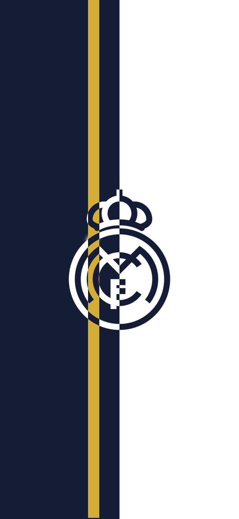 Lock Screen Real Madrid Wallpaper Iphone Hd Football In 2020 Real Madrid Wallpapers Madrid Wallpaper Real Madrid Logo