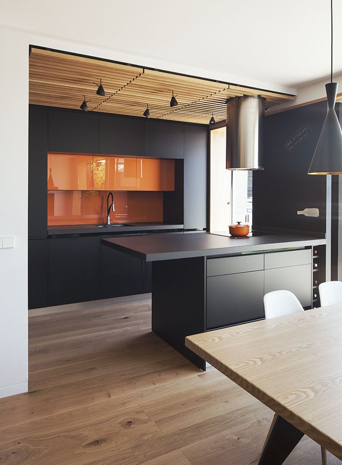 Zafra residence open-plan kitchen and dining area. | Kitchen ...