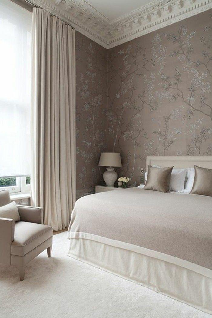 Quelle couleur pour une chambre à coucher? | Taupe, Roses and Vintage