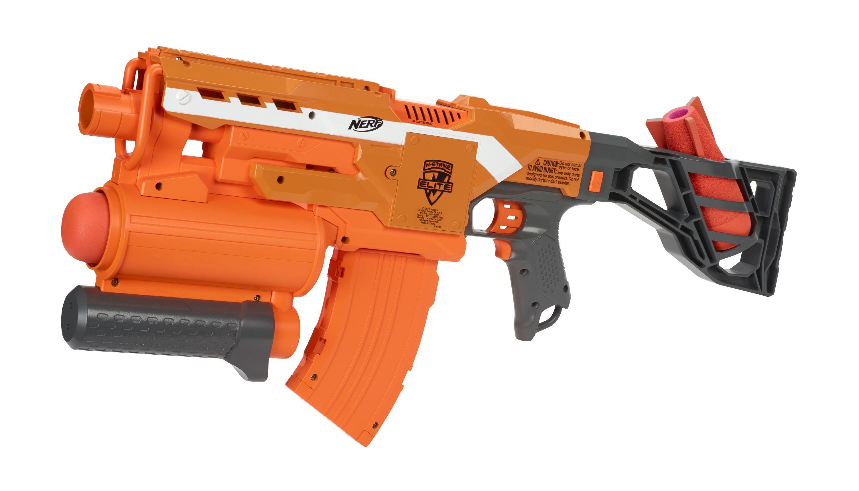 ... Nerf-Demolisher-2-in-1-gun-with-rocket-