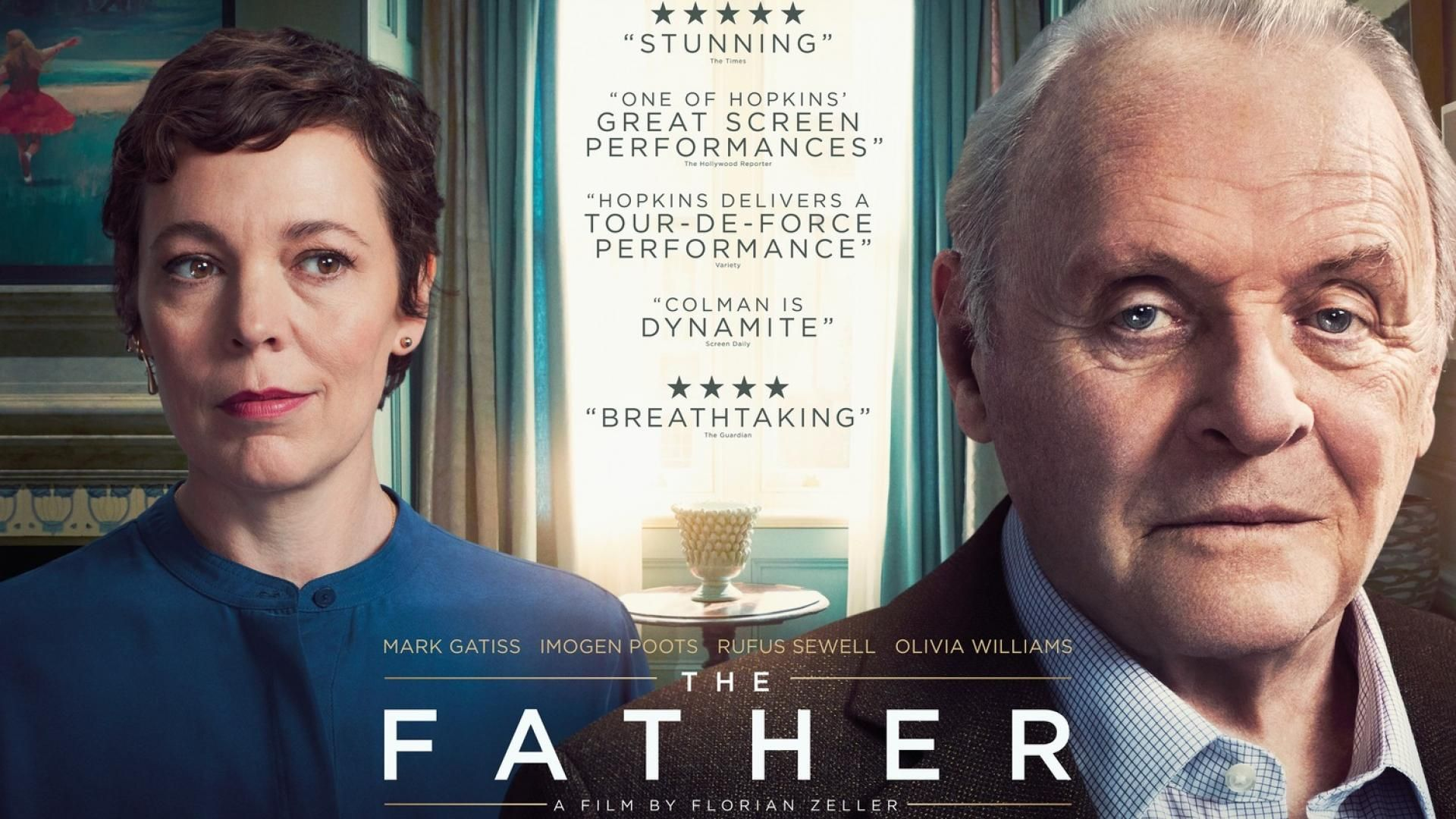 Father The In 2020 Movie Info Colman Father