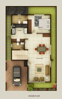 Duplex floor plans indian house design map more also readymade rh pinterest