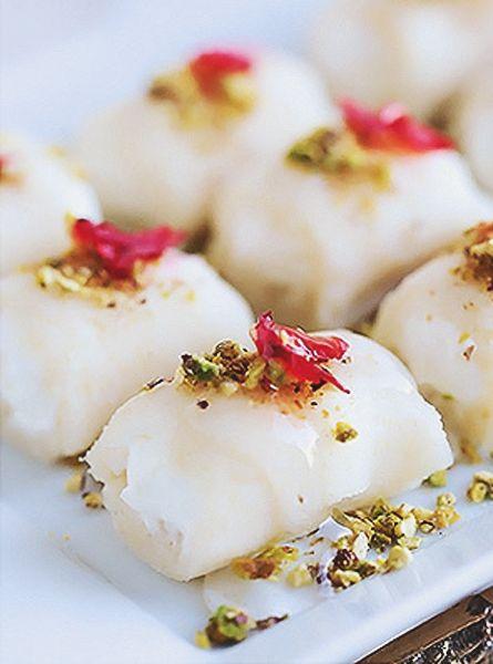 Halawet El Jibn (Sweet Cheese Rolls) | Recipe | cakes ...