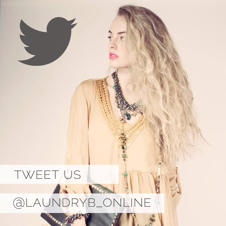 Follow us on twitter...for latest stock, events and blogger news, are you a blogger? Follow us and get in touch x