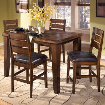 Signature Designashley Willow Dining Table  Furniture 'n Pleasing Willow Dining Room Design Inspiration