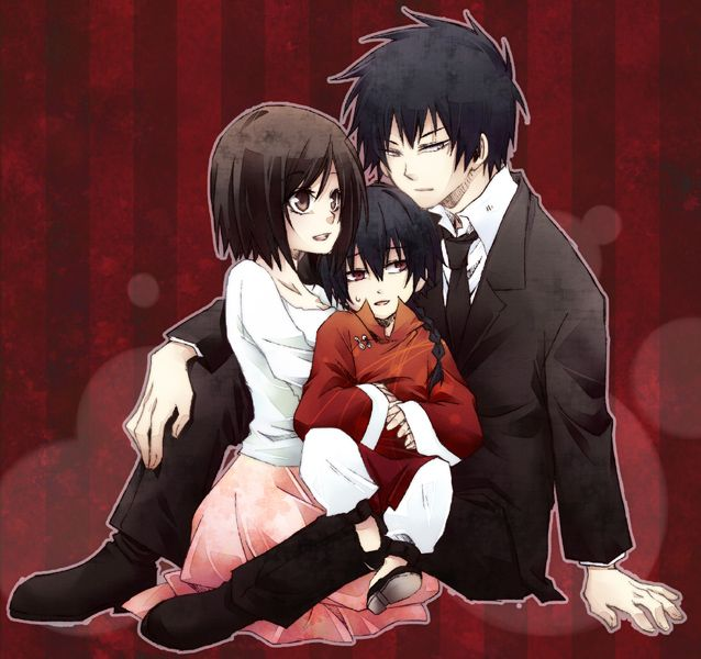 [Hibari x Reader] Migliorare Target 1 by MarineJelly on ... |Hibari X Ipin
