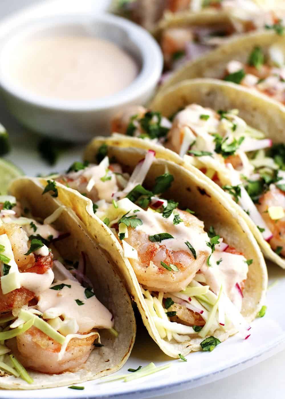 Shrimp Tacos images