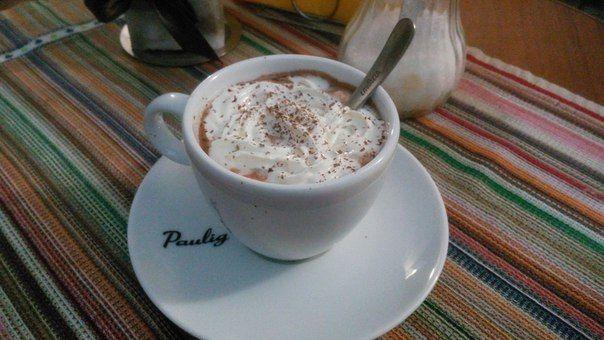 Вкусный итальянский шоколад. В холодное время согревайтесь с любимыми напитками..... Relax-cafe