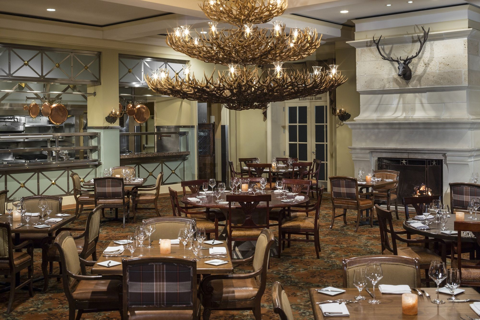 San Antonio Fine Dining Restaurants Texas Hill Country In Upscale