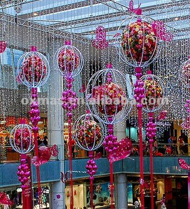 ЗТ-312 стиль большой шар украшения Атриум, Атриум вид украшения, Sohoxmas подробности о продукте из ИУ Сохо искусств и ремесел Co., ЛТД. на Alibaba.com