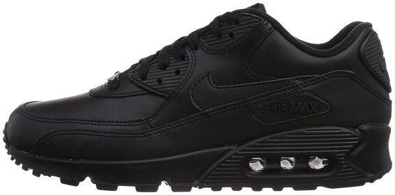sale retailer ccd4d a3446 99.99 EUR Nike Air Max 90 Leather Herren Sneakers https   www.amazon