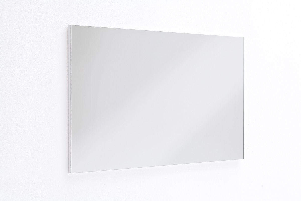 Wandspiegel Rubin Hochglanz Wei Szlig Klare Moderne M Ouml