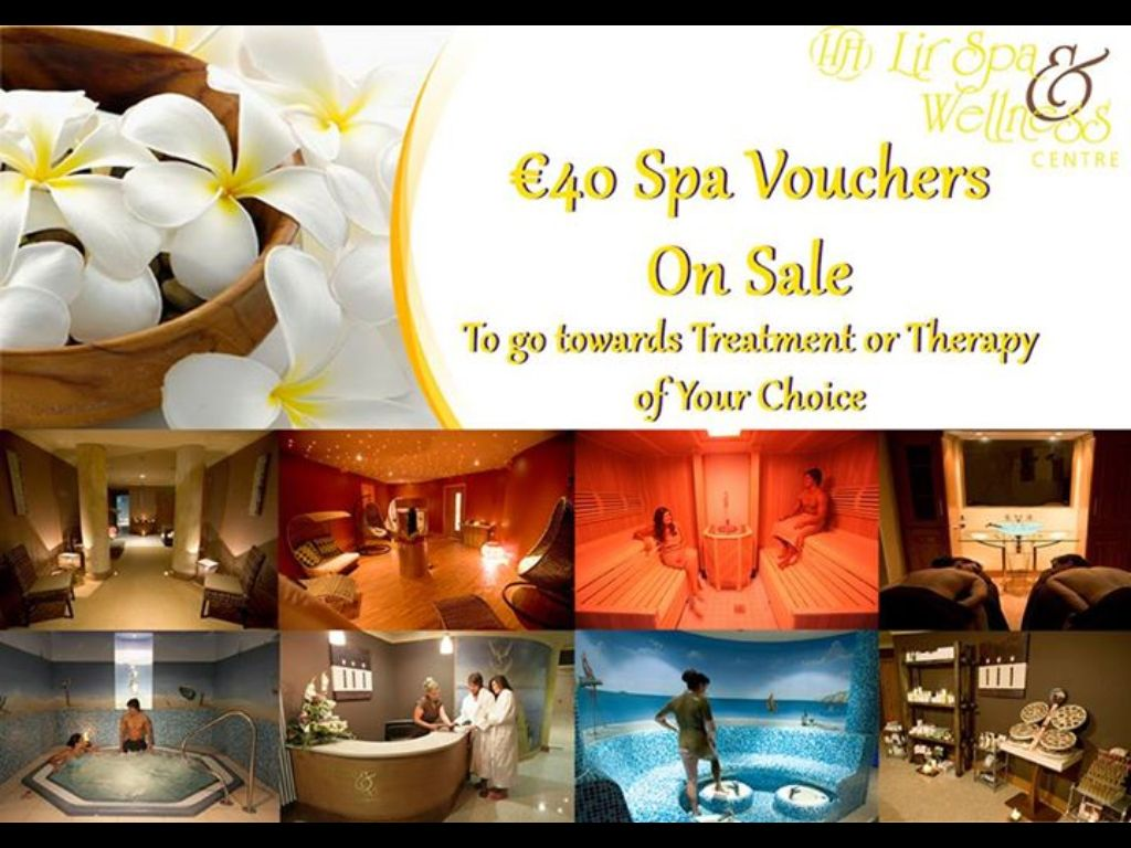 Our beautiful Spa & Leisure Centre. Located beside our very own Hair Salon!