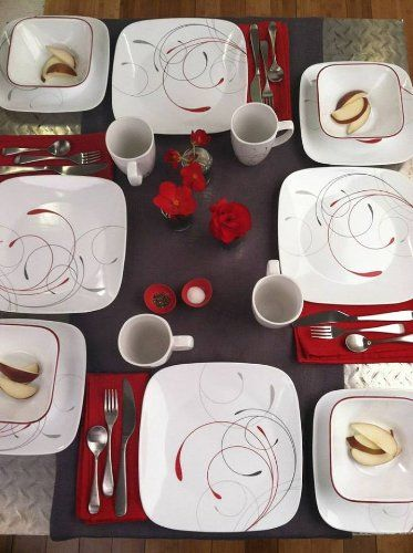 Corelle Chip-Resistant Dinnerware Sweepstakes and Giveaway & Corelle Chip-Resistant Dinnerware Sweepstakes and Giveaway ...