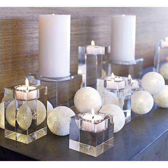 Oslo Crystal Candleholders Crystal Candle Holder Tealight
