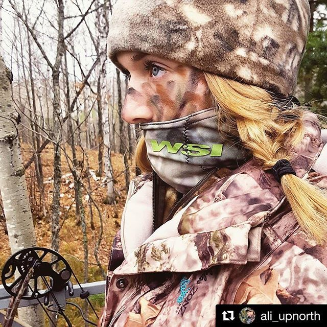 We agree with this :100:! Ladies - how do you empower other women who are interested in hunting? Or, what would motivate you to get out in the woods?  #Repost @ali_upnorth with @repostapp ・・・ Did you know that out of 13.7 million hunters in the United Sta