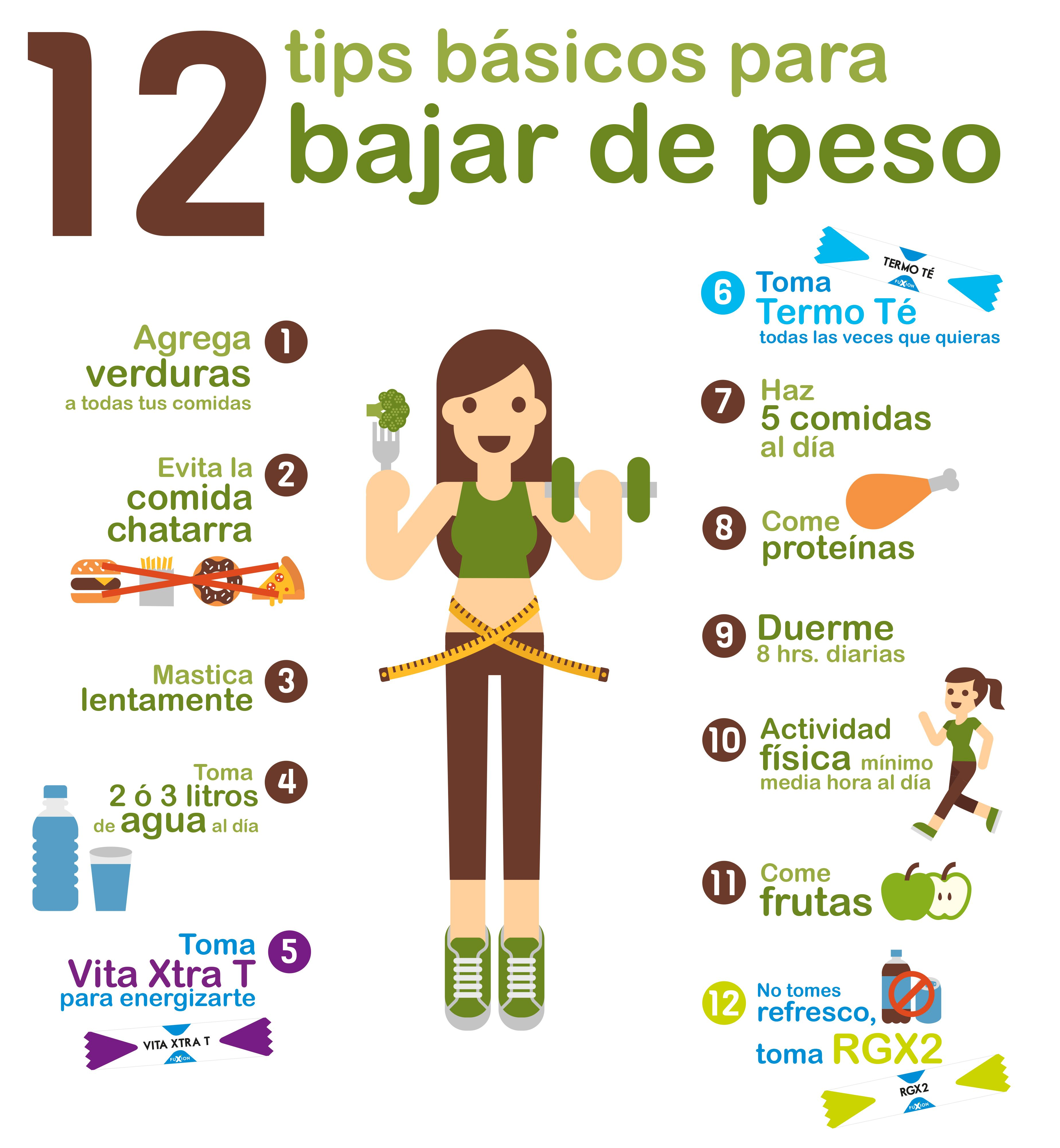 Dietas faciles de llevar para adelgazar