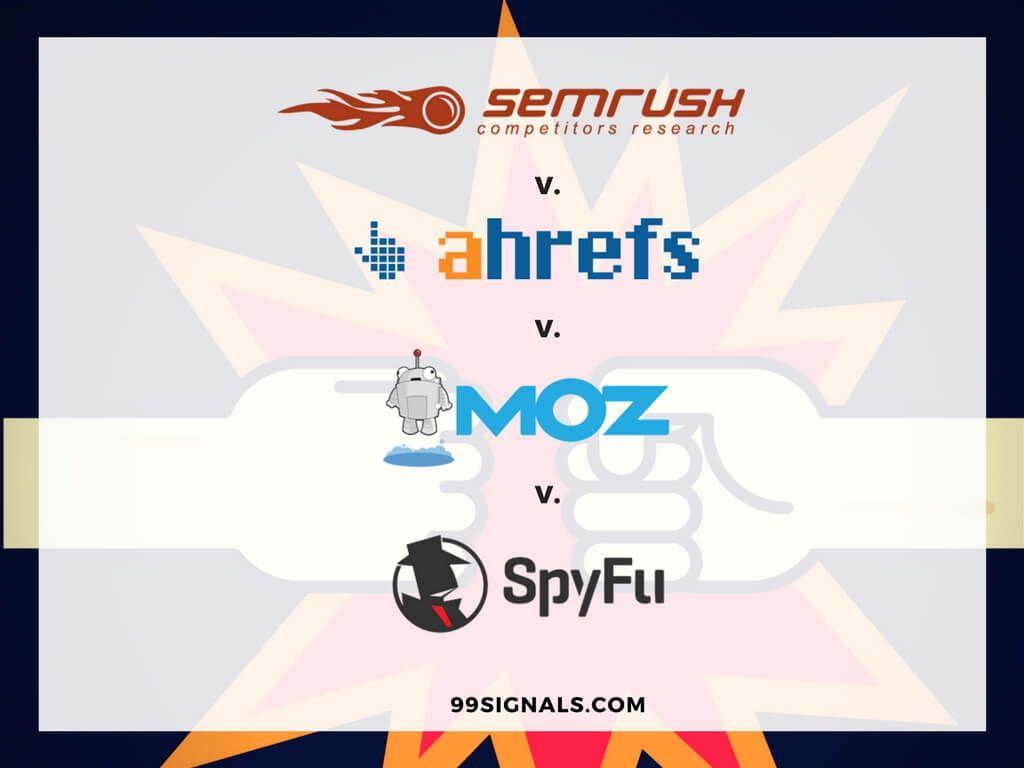 About Semrush Vs. Ahrefs