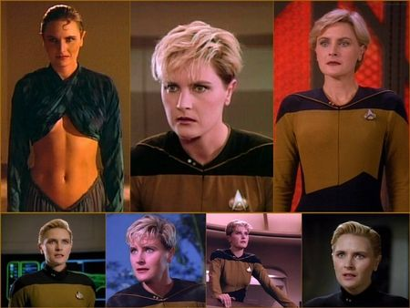 Denise Crosby Tasha Yar Star Trek Tng Denise Crosby As Lt Tasha