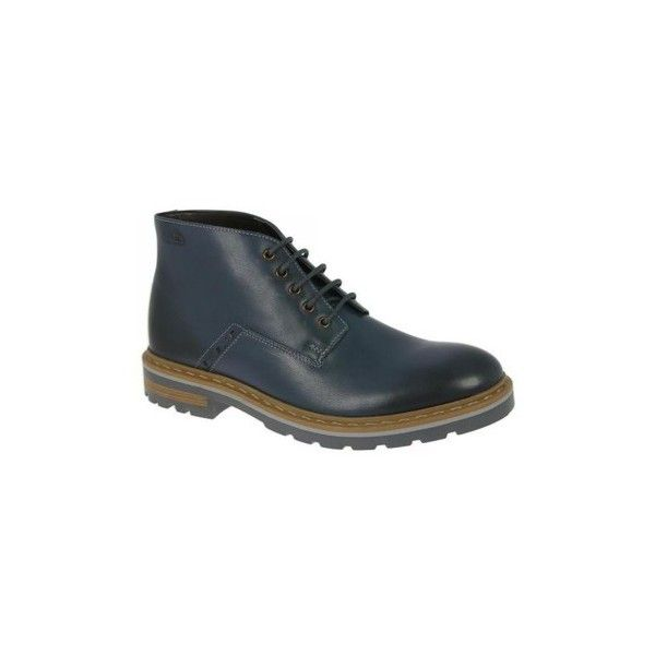 Clarks Mens Smart Dargo Top Leather Boots In Black