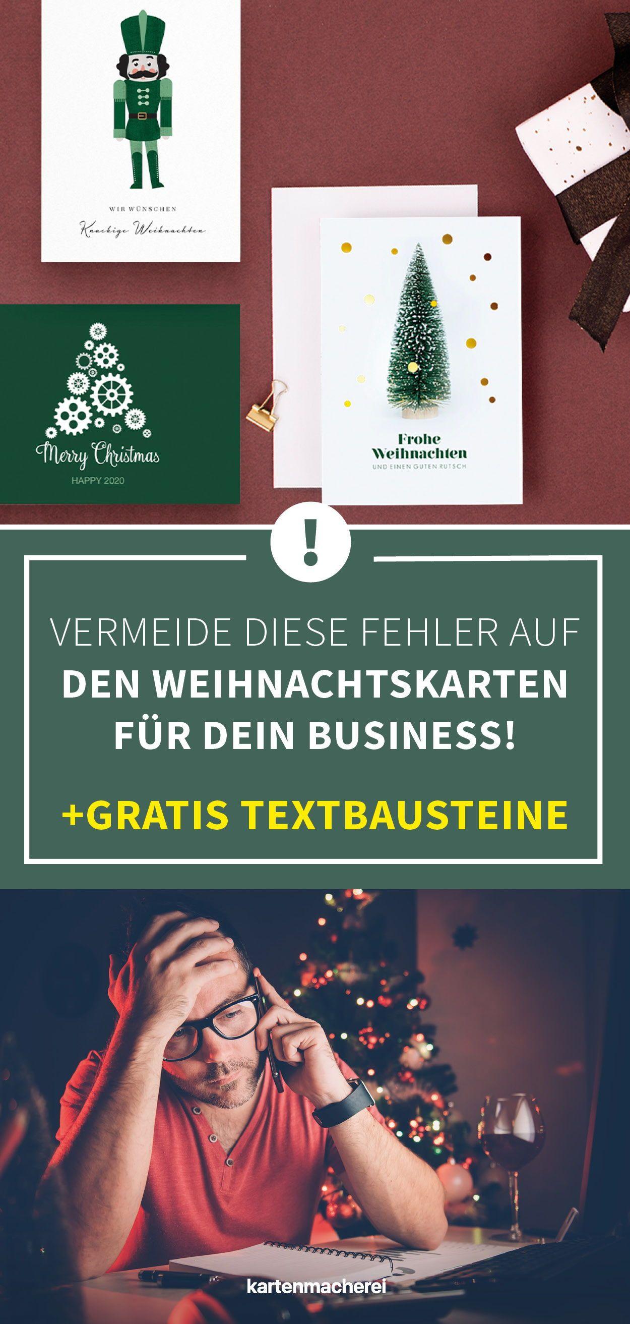 Weihnachtstexte Die Ihre Kunden Uberzeugen Weihnachtstexte Personliche Weihnachtskarten Weihnachtskarten