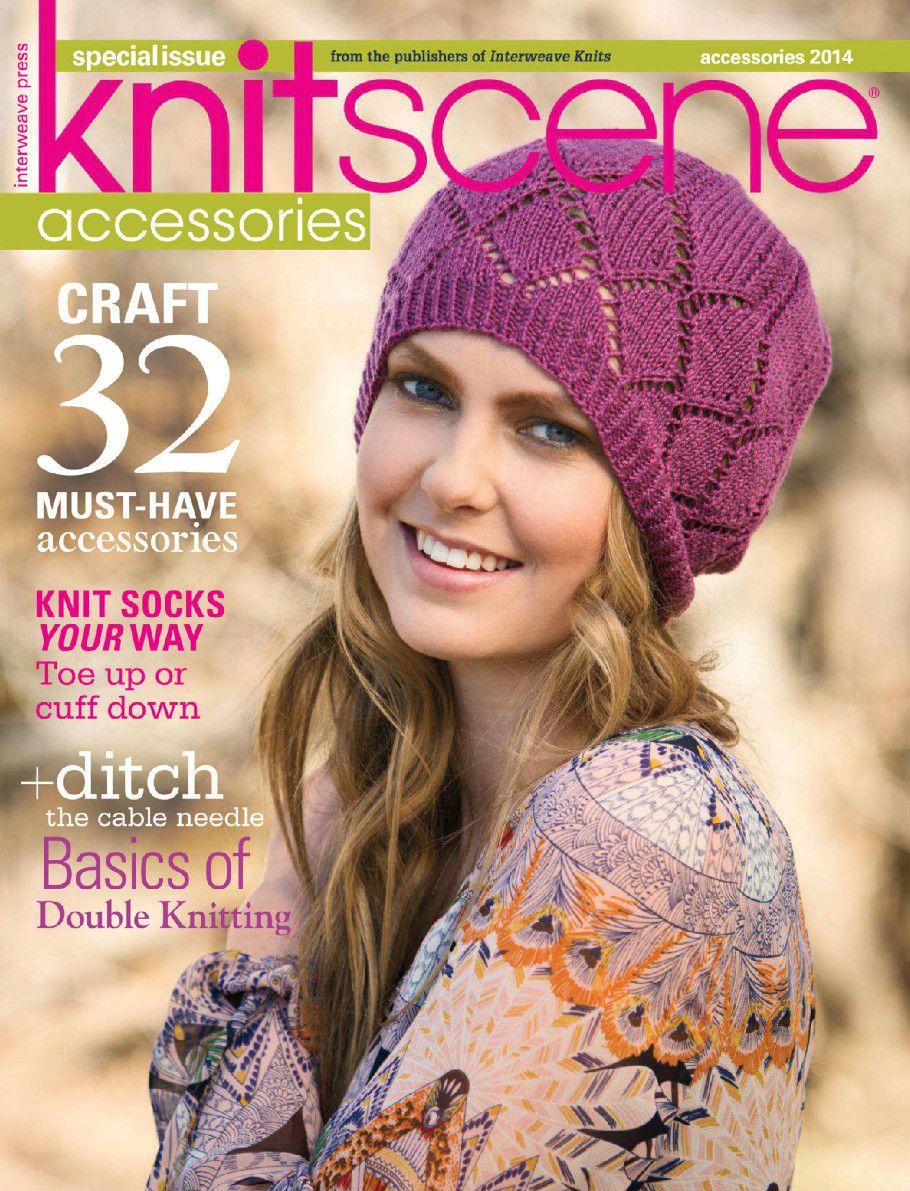 Knitscene Special Issue 2014 | KNITTING IDEAS & TIPS | Pinterest ...