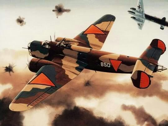 Fokker TV bommenwerper