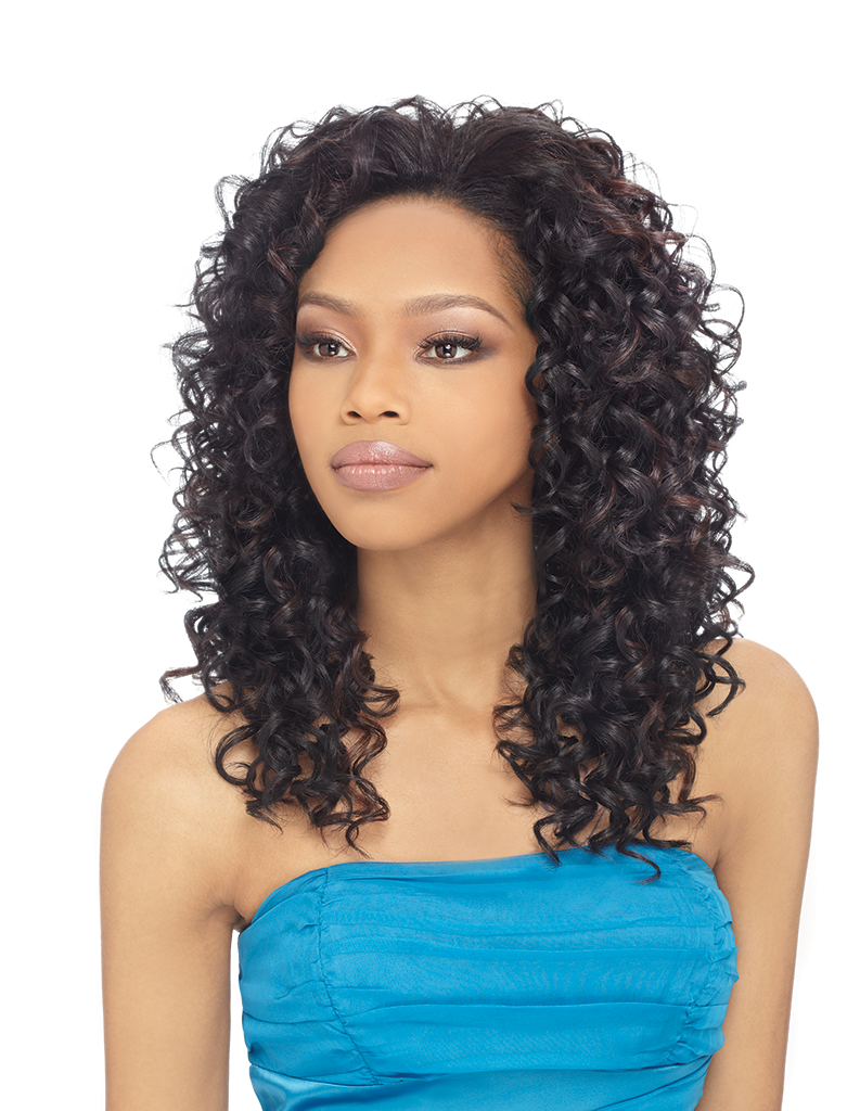 Outre Quick Weave Half Wig Bella Hair Extensions For Short Hair Weave Hairstyles Curly Hair Inspiration