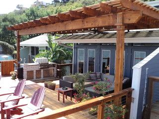 Decks by Centex Decks - traditional - porch - austin - by Centex Decks and Outdoor Living