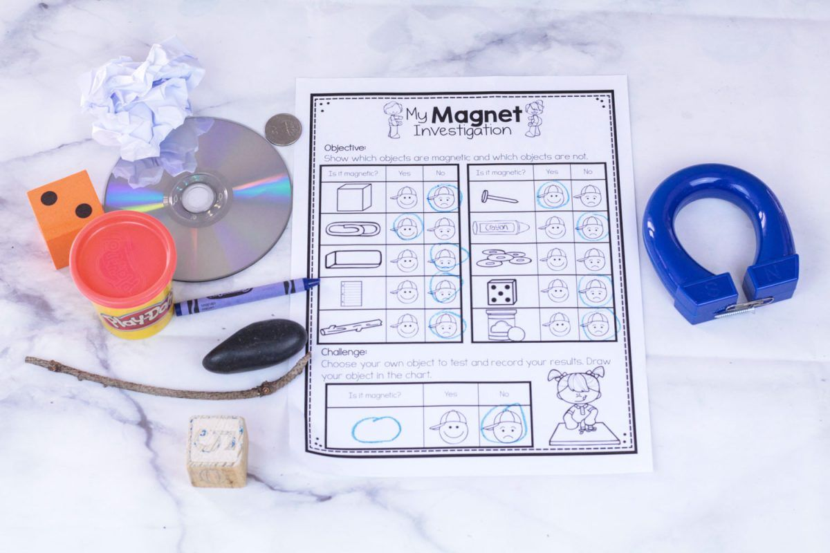 Get Kids Excited About Magnets With This Easy Stem