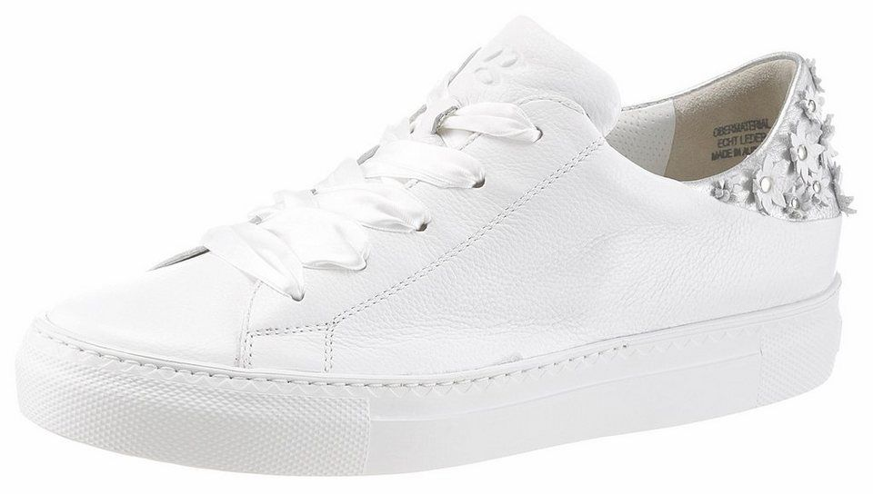 klassisch bester Großhändler Los Angeles Paul Green Sneaker mit Perforation | Produktkatalog Fashion ...