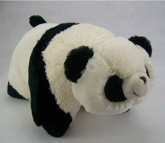 You'll only understand why there's a picture of a panda pillow pet pinned to 'Percy Jackson' if you've read the son of neptune
