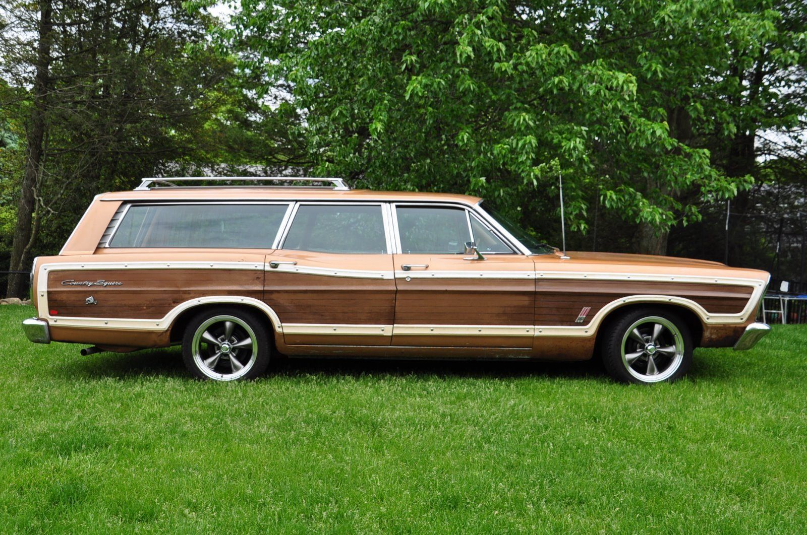 Ford Galaxie Country Squire 10 Passenger Wagon Cool Station 1954 67 Sw Woody