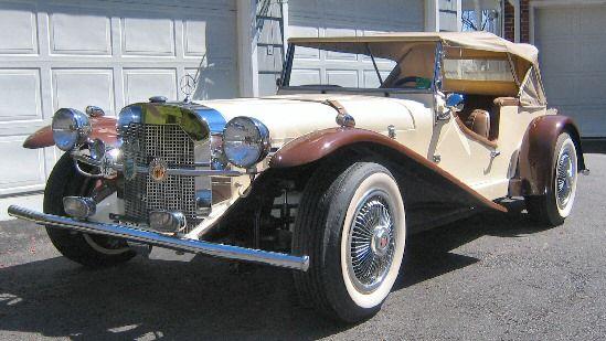Love This One 1929 Gazelle Kit Cars Dream Cars Cars