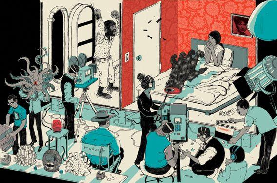 Communication Arts Illustration Annual | Bernstein & Andriulli
