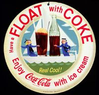 Personal Favorite:   COKE FLOAT  3 or 4 scoops of Chocolate Ice Cream in tall glass, slowly stir in one can of Coke Zero or Coca-Cola classic.  Also try with frozen yogurt or other flavors, eg. peach...  YUM!