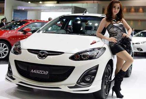 2014 Mazda MAZDA2 Photos 2014 Mazda MAZDA2 Review, Prices And Quality